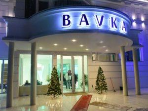hotel bavka