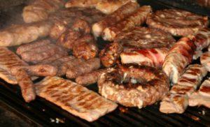 rostilj meso