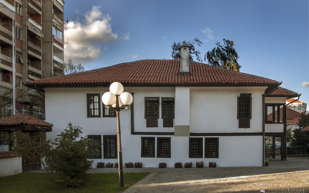 Шоп Ђокићева кућа