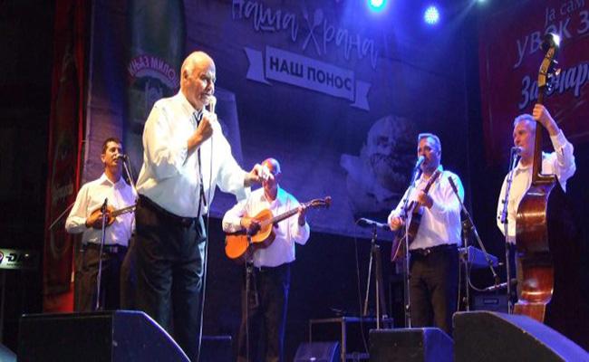 Звонко Богдан учествовао на отварању Роштиљијаде