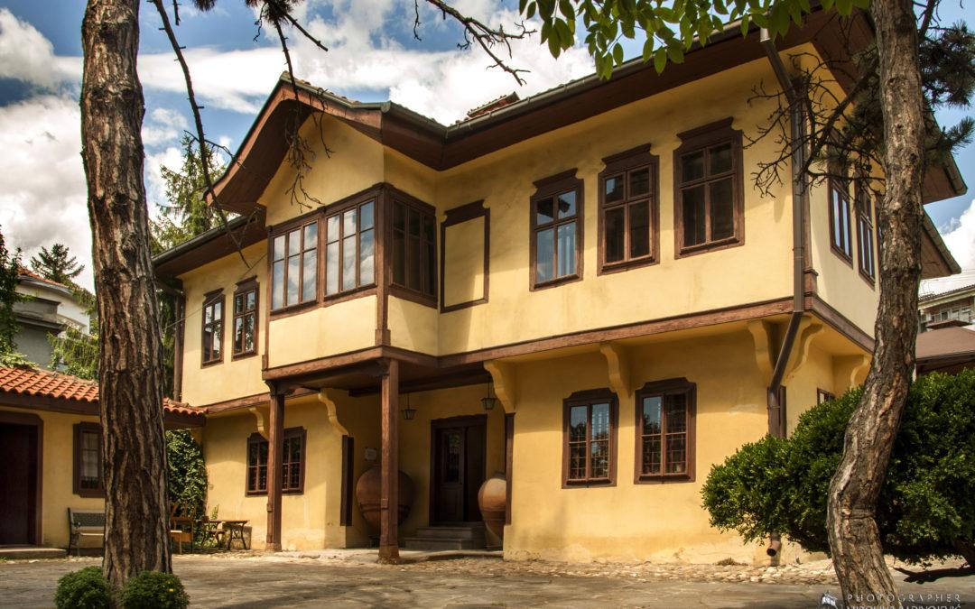 Кућа Боре Димитријевића Пиксле