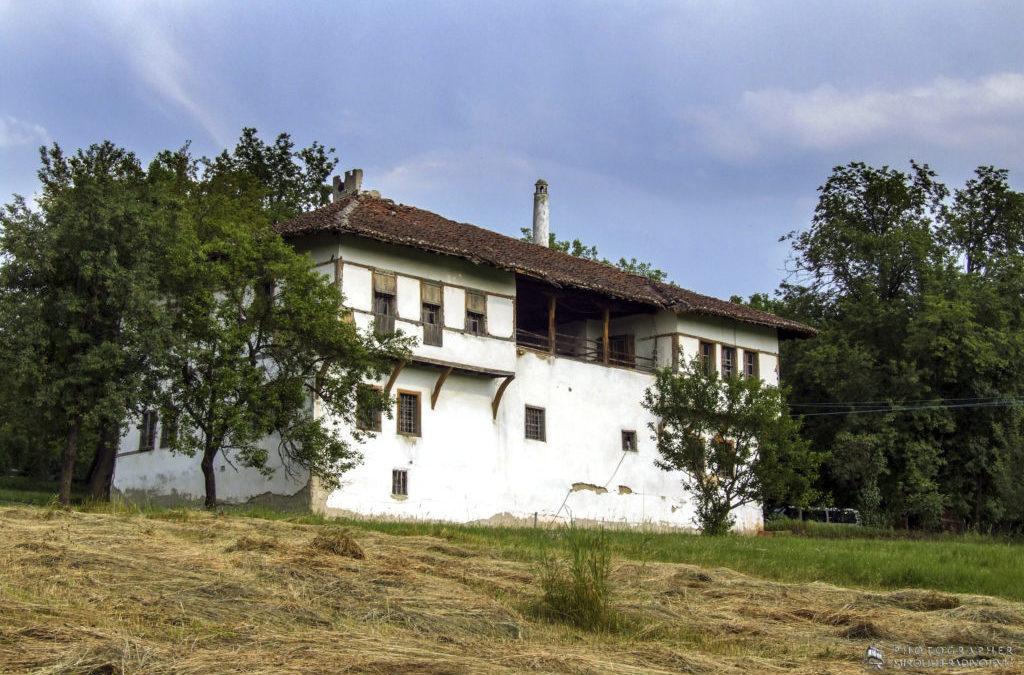Црква Свете Петке у Рудару и конак