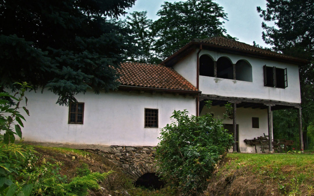 Музеј текстилне индустрије у Стројковцу