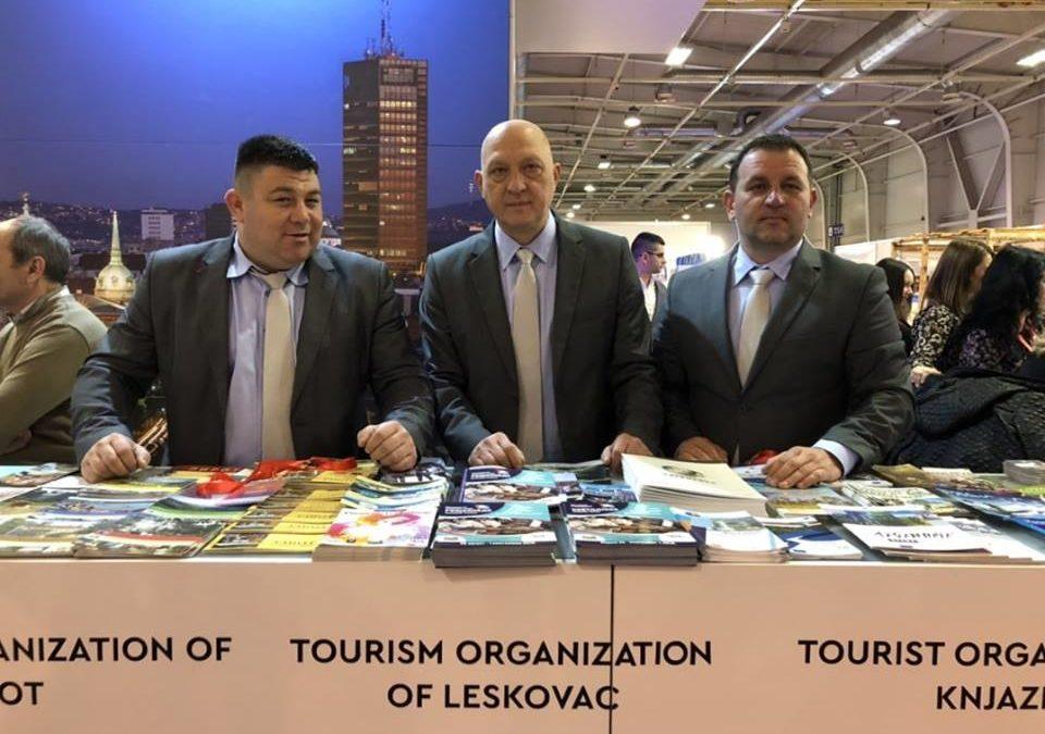 Промоција туристичких потенцијала града Лесковца на сајму туризма у Софији