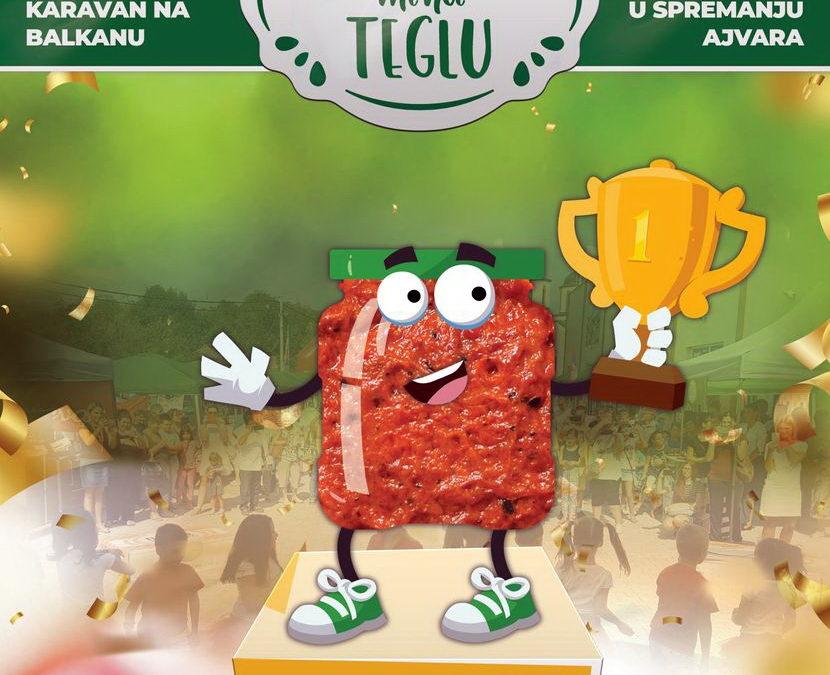 """Такмичење у припреми ајвара """"Изађи ми на теглу"""" у Лесковцу 05. октобра"""